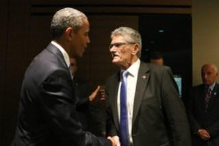 PGA Bilateral Meetings