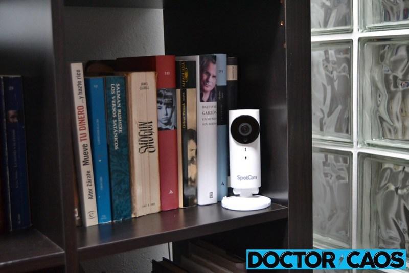 SpotCam HD 720P Wireless (9)