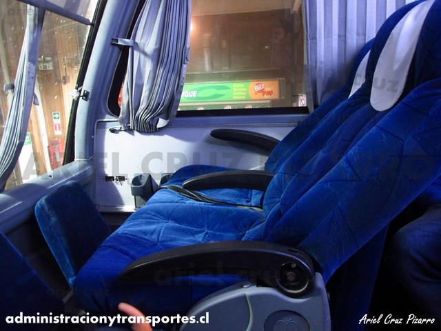 Tur Bus - Iquique - Modasa Zeus DP / Mercedes Benz (DKXL99) (2348)