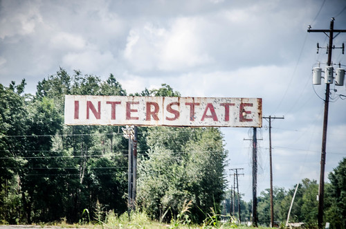 Interstate Truck Stop-002