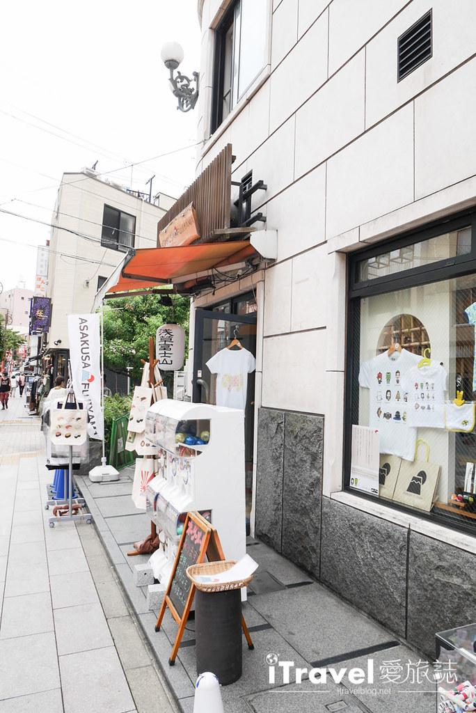 东京浅草购物 仲见世商店街 03