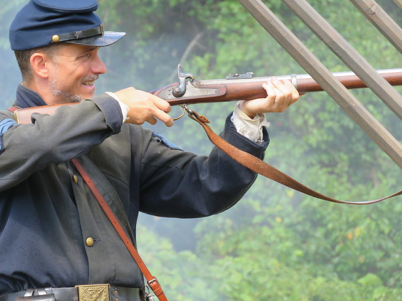 2015 Sayville Gettysburg Reenactment