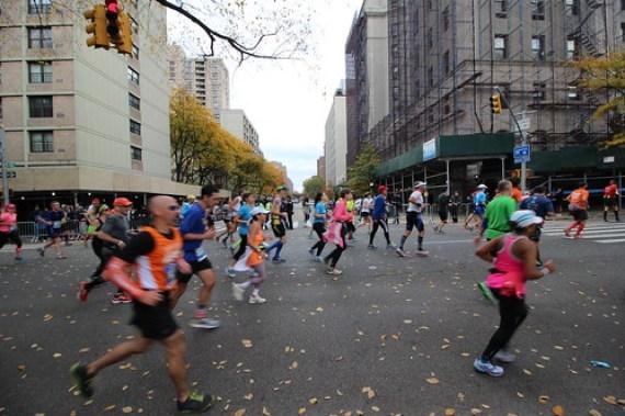 New York City Marathon 2015