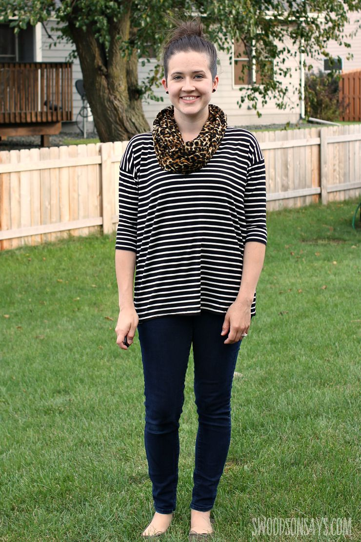 striped grainline hemlock