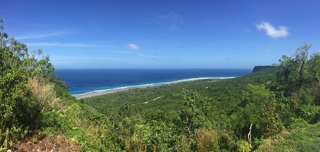 Picture from Ritidian Point Lookout