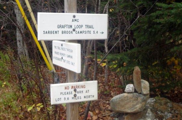 Grafton Loop South Trailhead