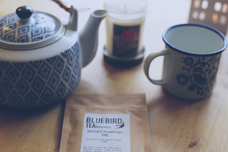 Bluebird Tea Pumpkin Spice