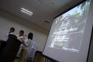 Urban Heritage Conservation & Creative City Seminar 20130905_152116