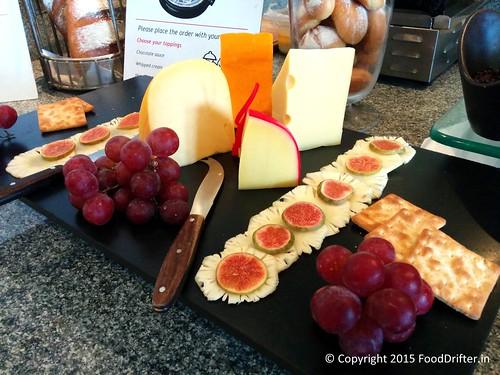 Cheese Dessert Counter