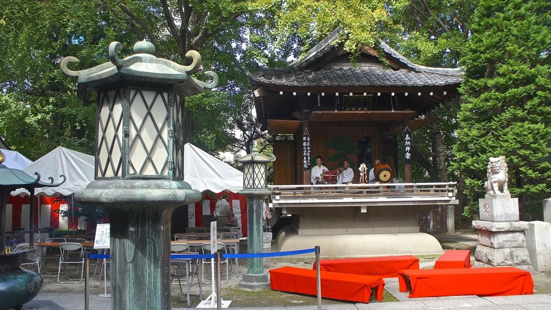 Ganesha Temple in Japan at Asakusa