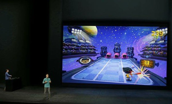 Apple lleva a 'Siri' a su TV