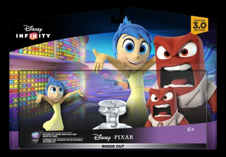 Disney Infinity 3.0 Edition | Inside Out Play Set Packaging