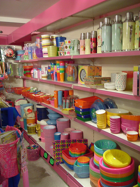Kitsch Kitchen Plastic Heaven Flickr Sharing