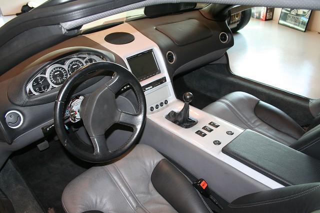 Updated DeLorean Interior If DeLoreans Were Still Being