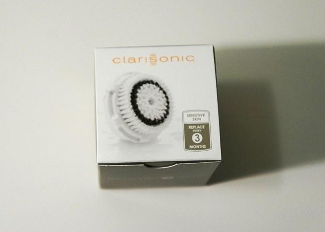 Clarisonic sensitive skin brush heads