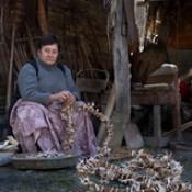 Women living in mountainous regions of Georgia 8.