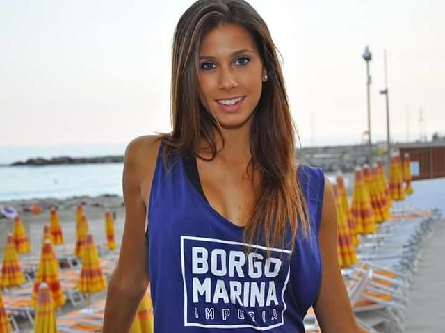 . Giulia Gualco, 19 anni, di Carasco
