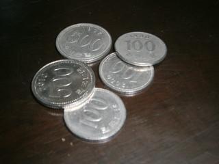 Korean Coins