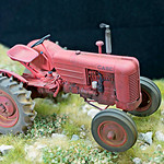 Thunder Models Case VAI tractor 1/35