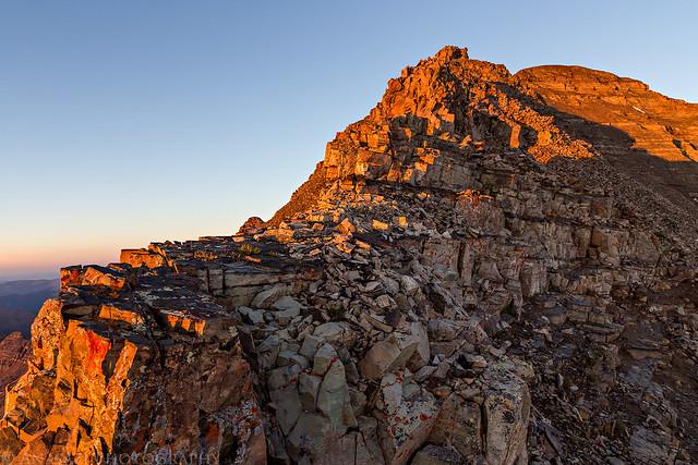 Castle Ridge Sunrise