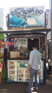 Hawaiian food cart portland