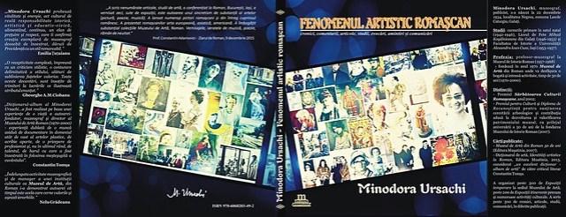 Fenomenul artistic romașcan, autor Minodora Ursachi