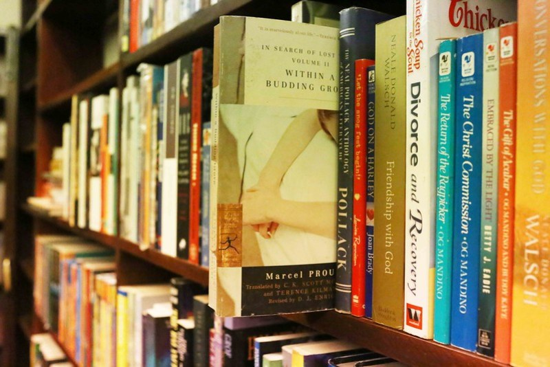City Moment – The Last Remaining Books, Fact & Fiction Booksellers
