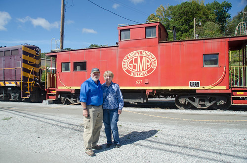 Great Smoky Mountains Railroad-6