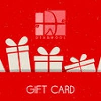 Deadwool Gift Card