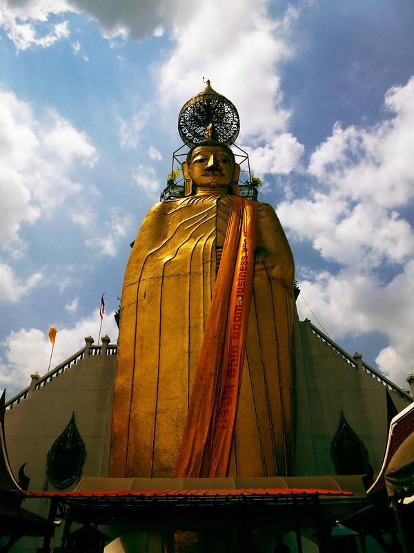 7 - Dans la jungle de Bangkok - 36 - Wat Intharawihan