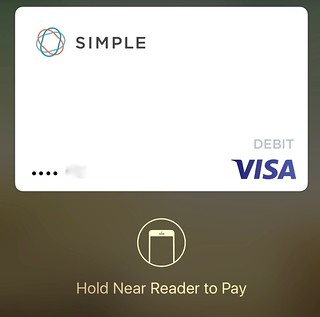 Simple in Apple Pay