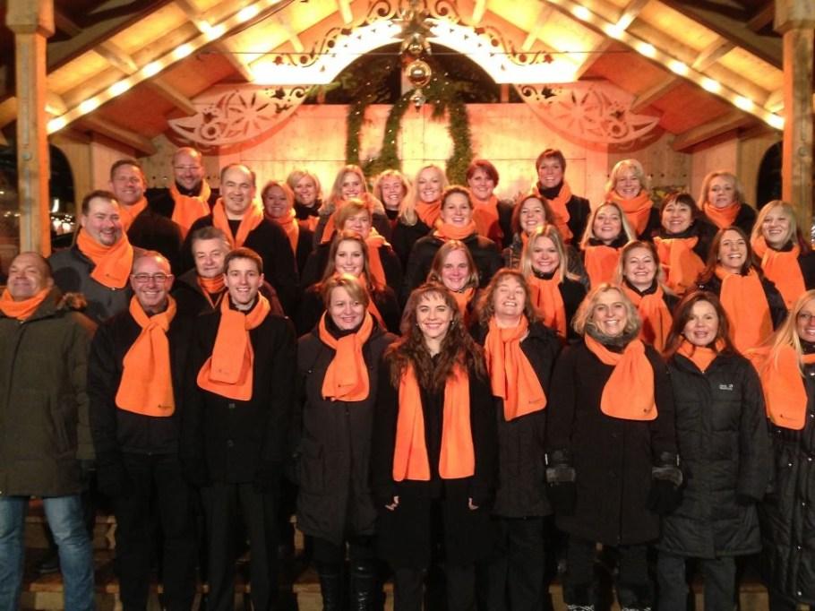 2012-12-09 SWR Livesendung, Weihnachtsmarkt Ludwigsburg, 9. Dezember 2012