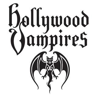Hollywood Vampires logo