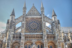 Westminster Abbey 1 HDR