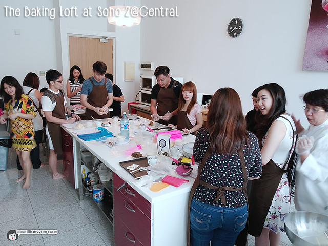 The Baking Loft with 1872 Clipper Tea
