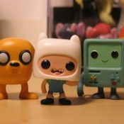 Funko Pop! Adventure Time Set (Mini)