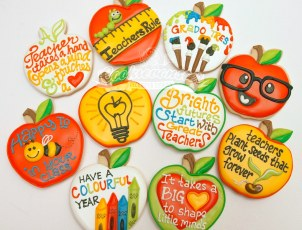 Teacher Gift set ©2015Cookievonster