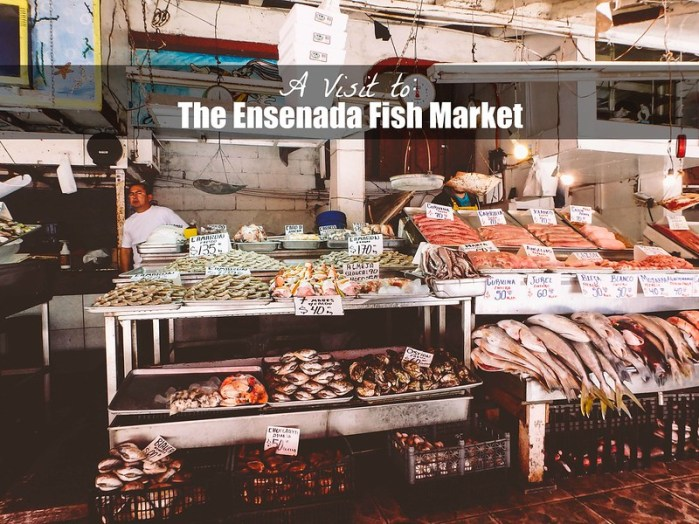 Ensenada Fish Market | Perogy and Panda