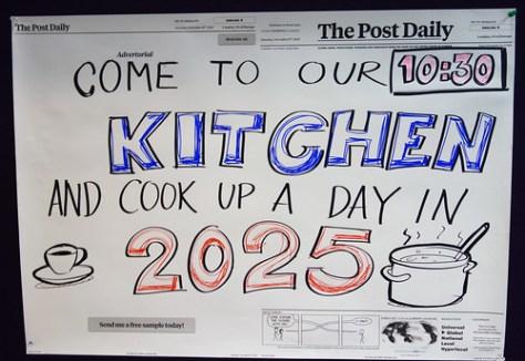 Mozfest Homelab Kitchen