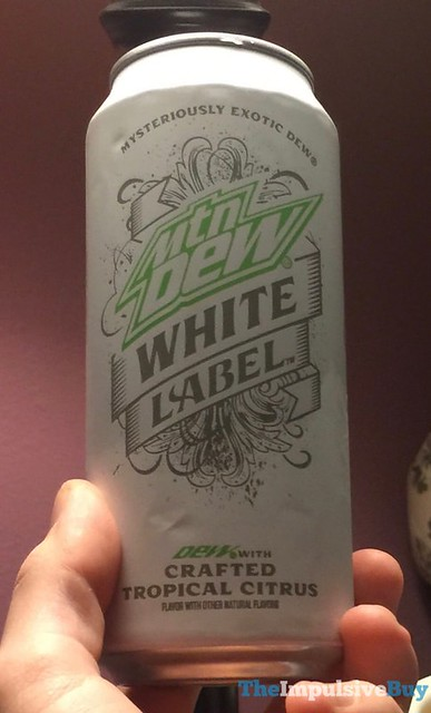 Mtn Dew White Label