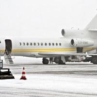 Global Jet Luxembourg LX-EMO, OSL ENGM Gardermoen