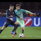 Julian Draxler vs Fc Barcelona (Home) 14/02/2017