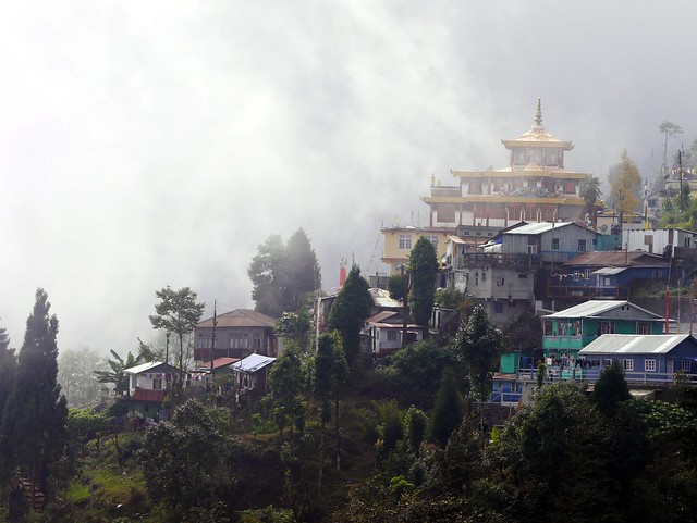 Temple in the Mists