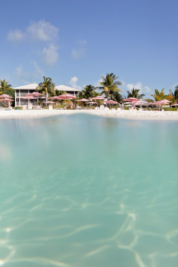Affordable Luxury at Ocean Club Resort Turks and Caicos.