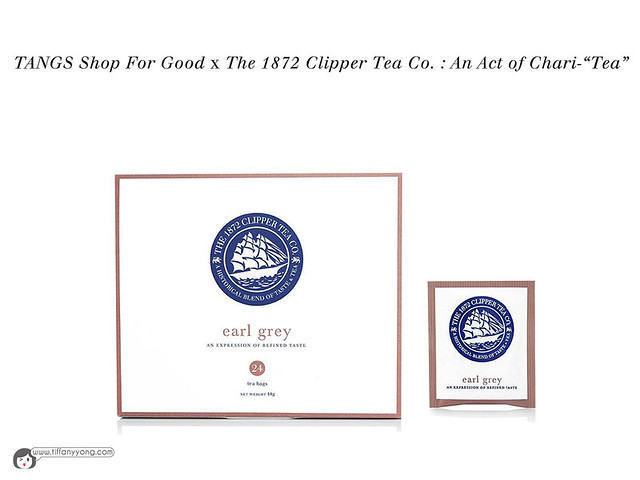 1872 Clipper Tea Earl Grey