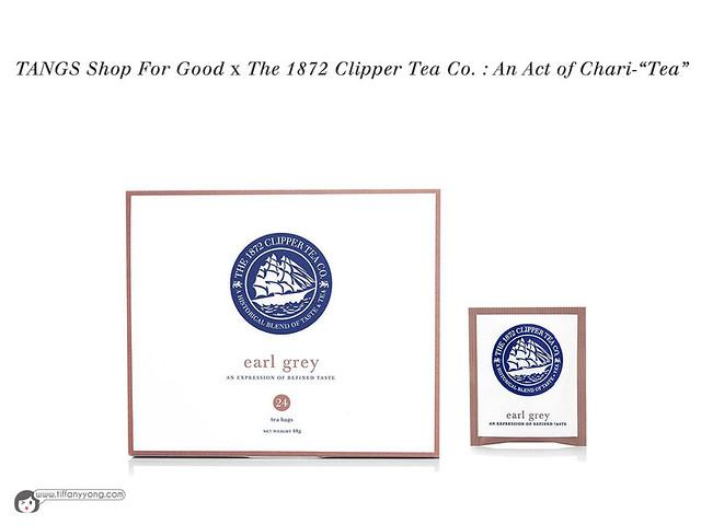 1872 Clipper Tea Earl Grey