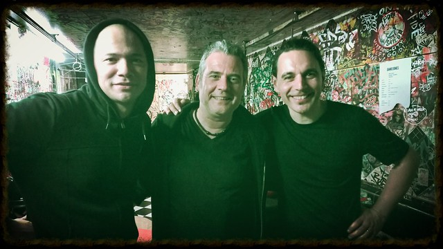 Backstage with Danko & JC