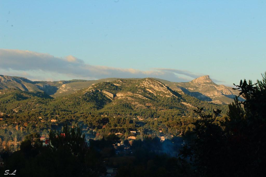 Mont Lantin Bouches Du Rhne France Tripcarta