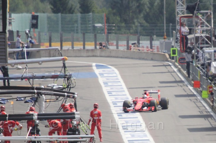 The 2015 Belgium Grand Prix