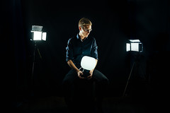 Behind the scenes with Himmee lights
